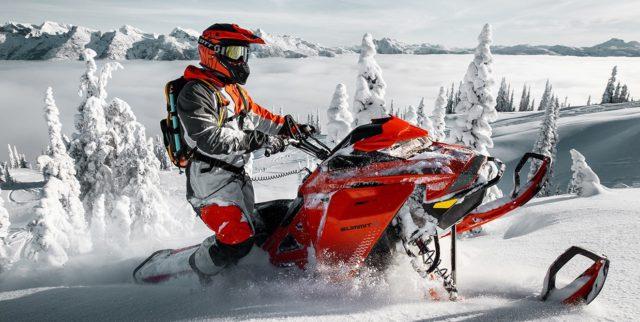 Снегоход Ski-Doo Summit