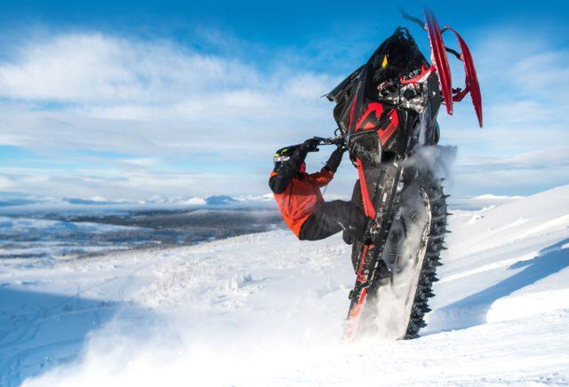 Снегоход Lynx Boondocker