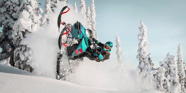 Снегоход Ski-Doo Freeride