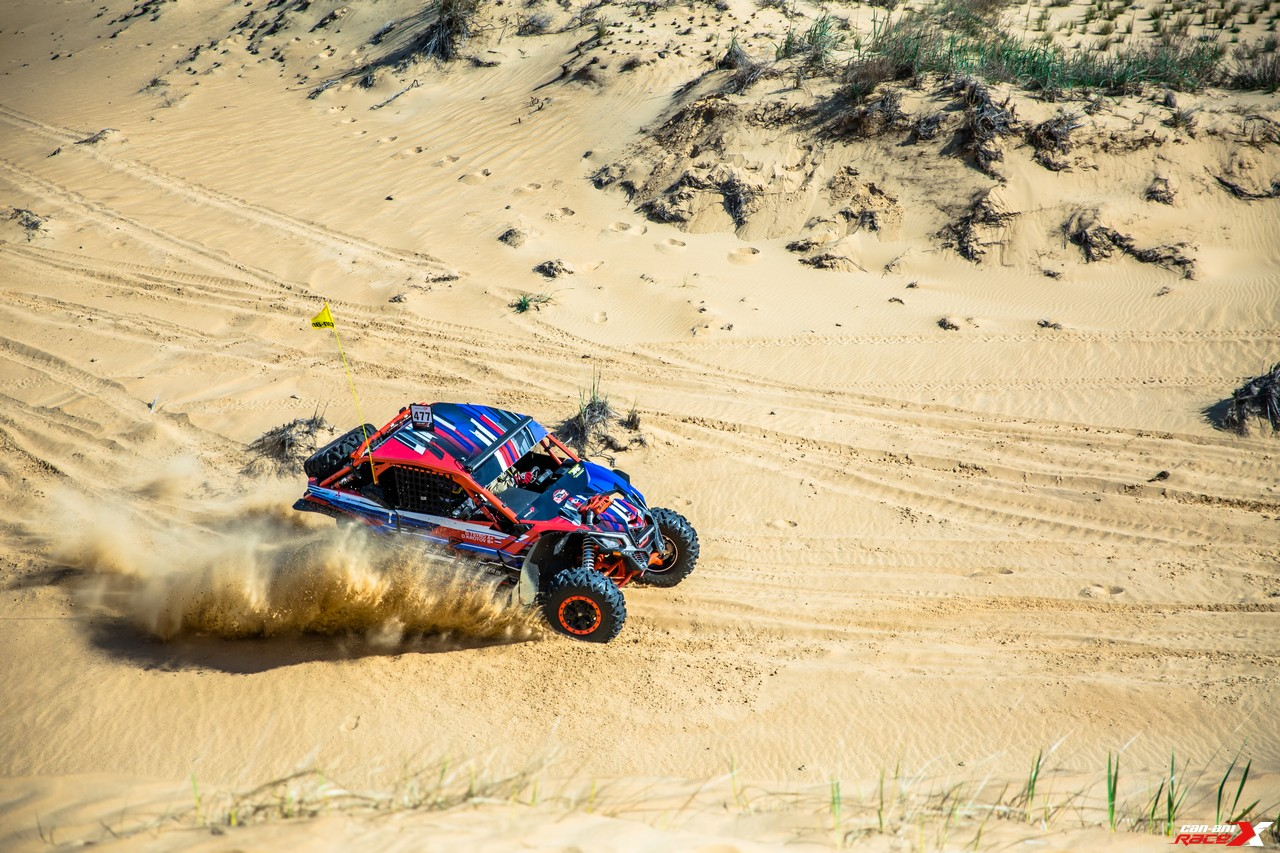 От Can-Am до Dakar: шанс для тех, кто решился