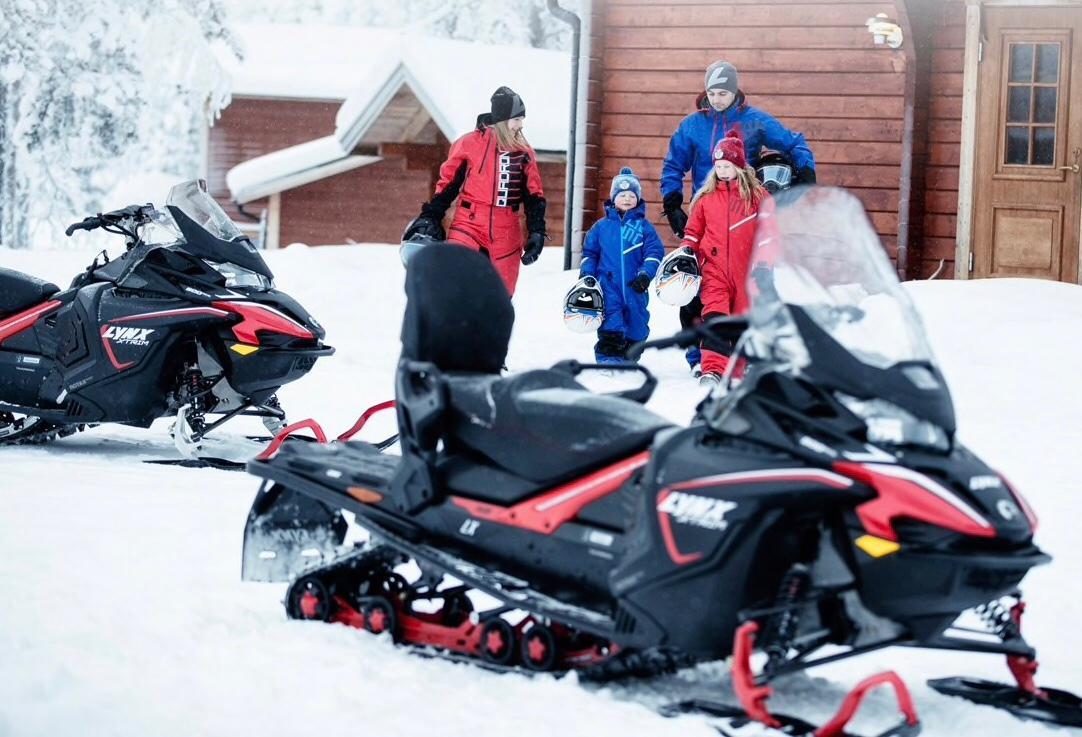 Lynx открывает новые возможности: обновленный Commander и первые турбированные снегоходы Lynx