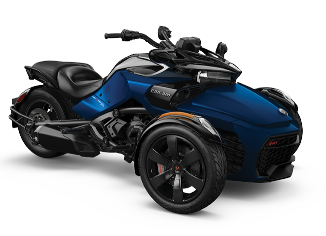 Spyder F3 S
