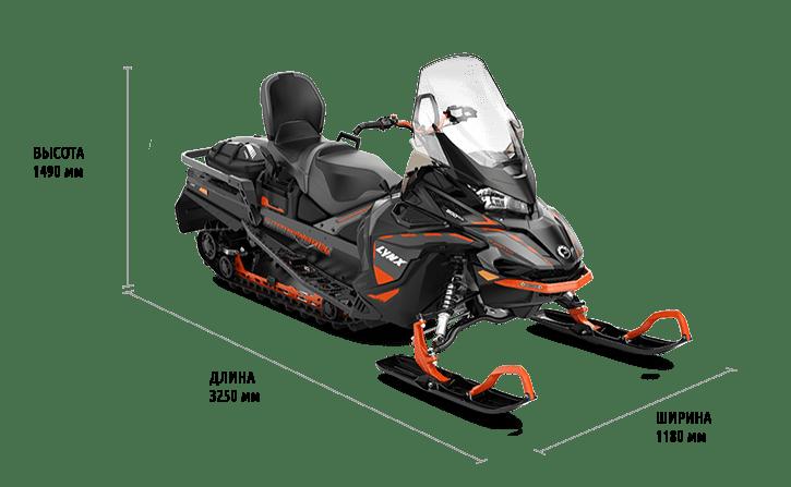 Lynx Commander 900 ACE LTD (2020)