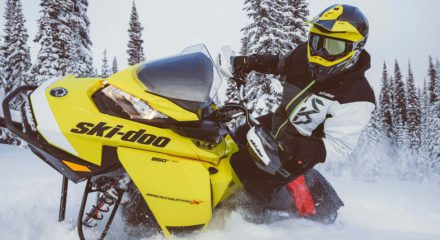 Backcountry X-RS 850 E-TEC 154""