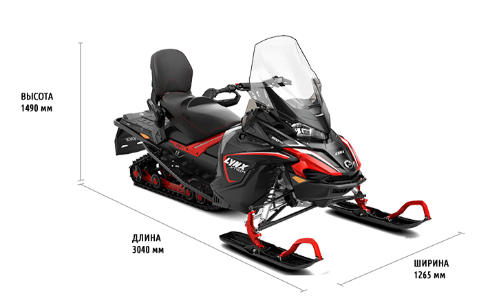 Lynx Xtrim LX 600 ACE (2020)