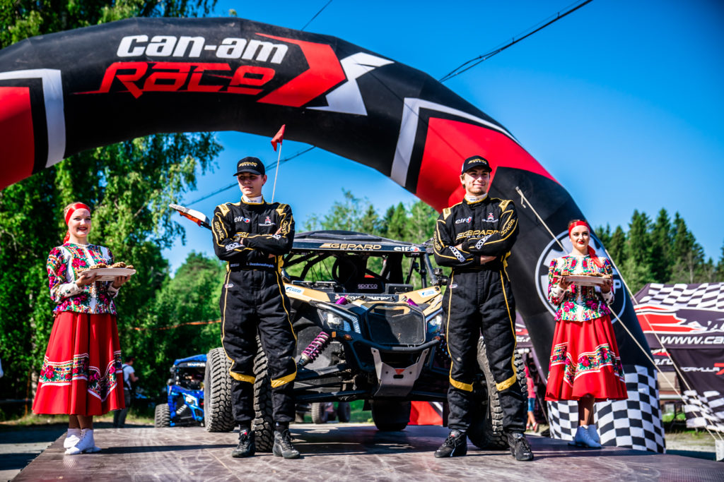 Can-Am X Race: быстрая Карелия