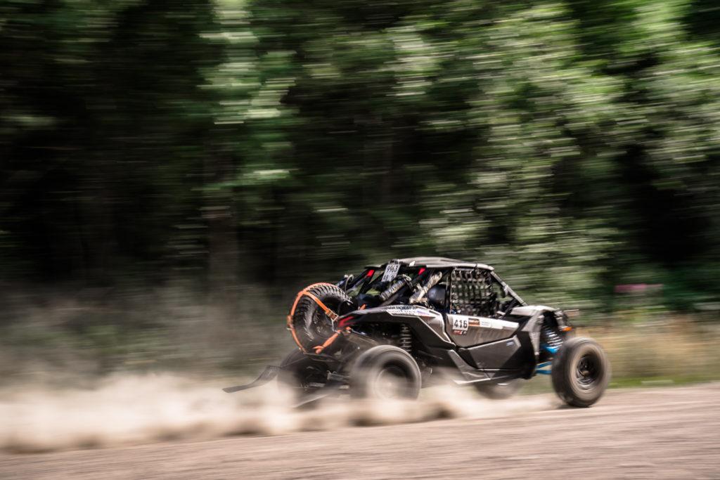 Can-Am X Race: быстрая Карелия