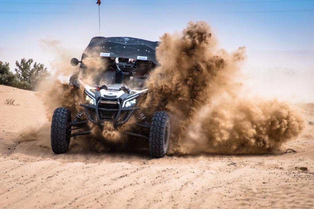 CAN-AM X RACE: РУССКИЕ ГОРКИ