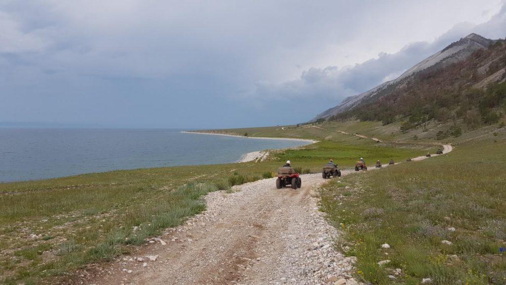 Байкал. Тур на квадроциклах и SSV
