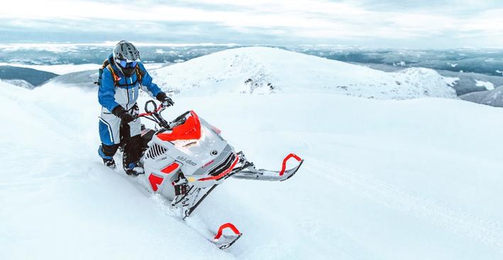 Ski-Doo 2021 – фокус на инновациях