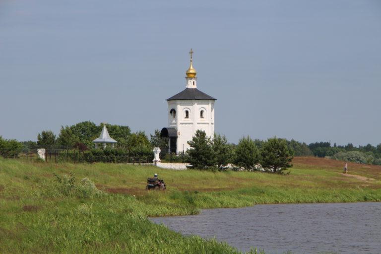 Островной монастырь/Английский фермер