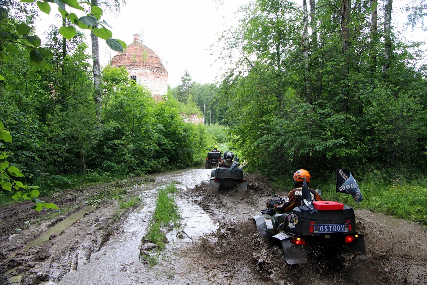 KVANTSPORT (Москва) / 15 июня 2019 – В гости к английскому фермеру