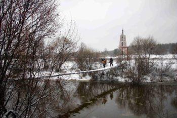 Квадропробег по берегам Киржача