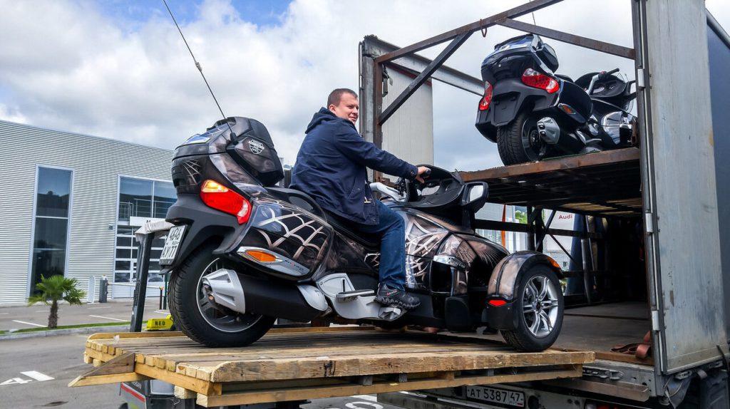 Spyder тур 2019. Открытие сезона