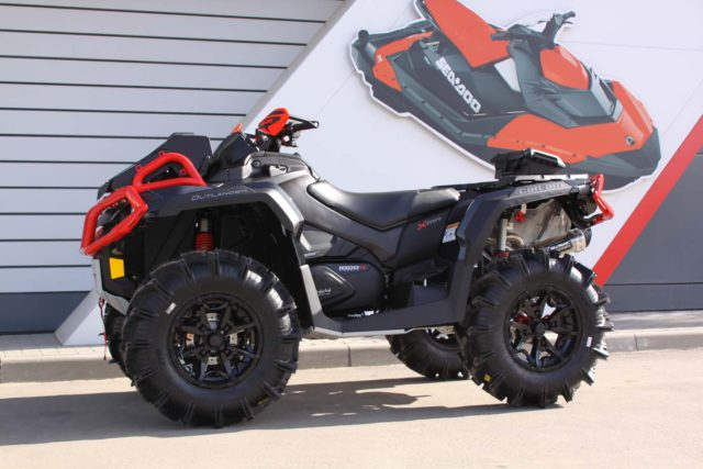 Тюнинг квадроцикла Can-Am Outlander 1000R X MR