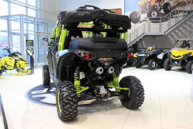 Тюнинг Can-Am MAVERICK MAX 1000 X DS DPS TURBO CARBON