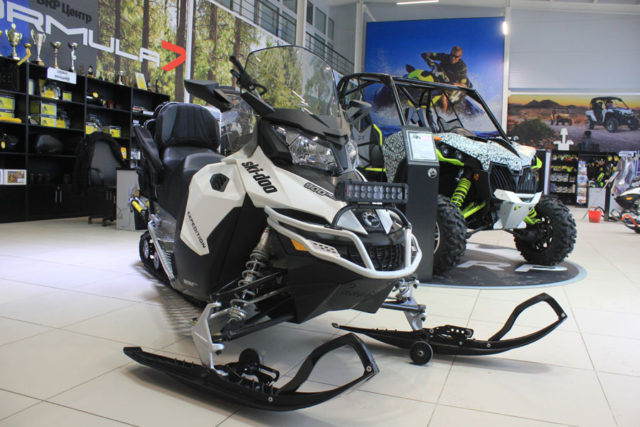 Тюнинг Ski-Doo EXPEDITION SPORT 900 ACE
