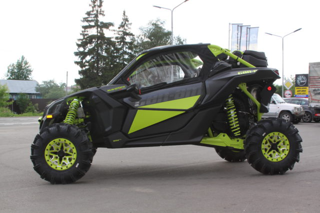 Тюнинг BRP Can-Am Maverick XMR