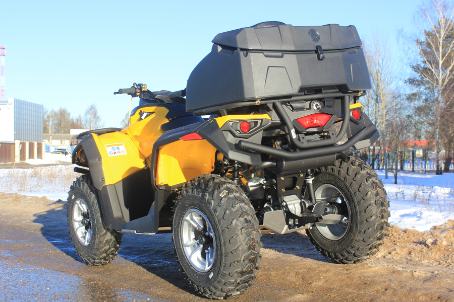 Тюнинг квадроцикла Can-Am Outlander L 570 MAX
