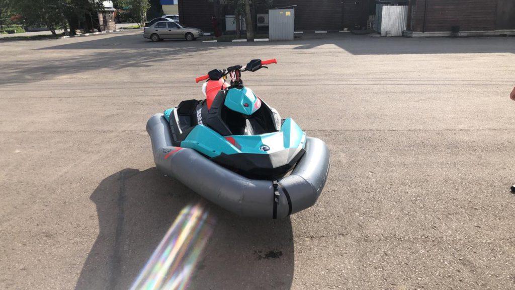Тюнинг гидроцикла Sea-Doo SPARK