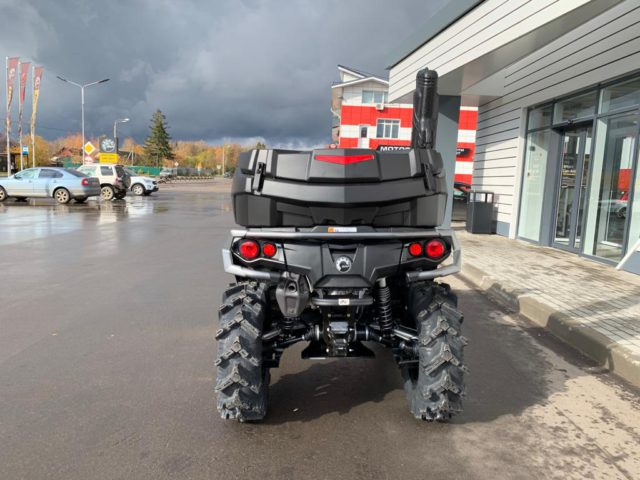 Тюнинг Can-Am Outlander 1000R XMR