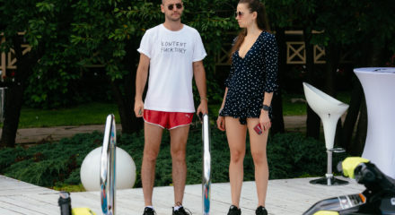 Отчет /12 июля 2020/«Pool Party» в яхт-клубе «Буревестник»