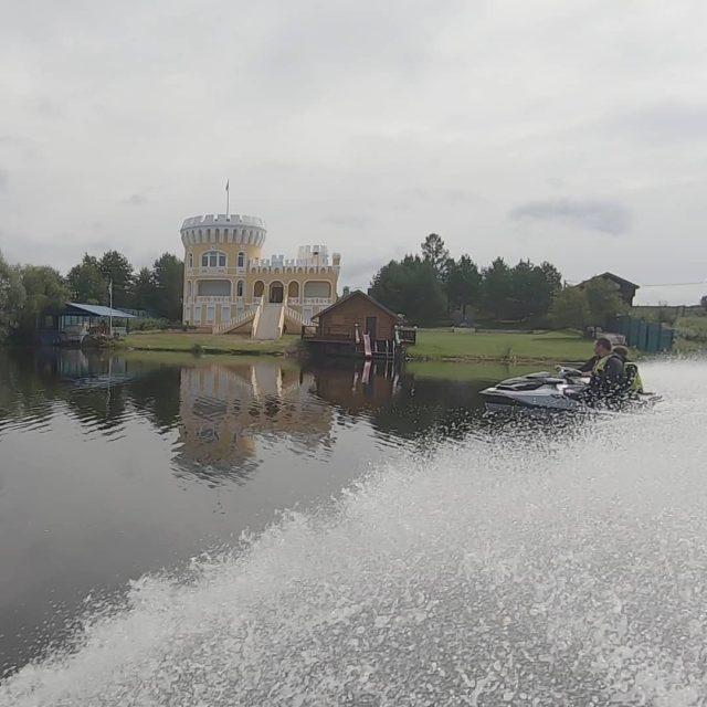 Отчет с гидропробега по рекам Волга и Нерль с 14 по 16 августа
