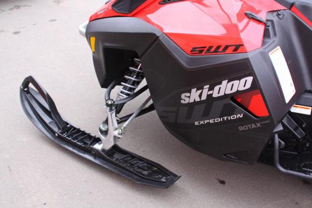 Снегоход Ski-Doo Expedition SWT 900 ACE (с пробегом)