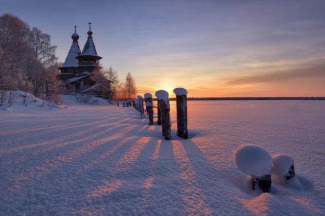 Снегоходное путешествие по Карелии!