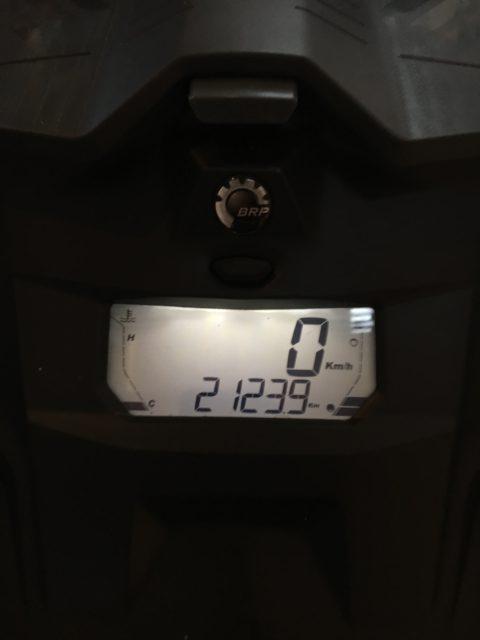 CНЕГОХОД SKI-DOO SUMMIT X 165 (с пробегом)