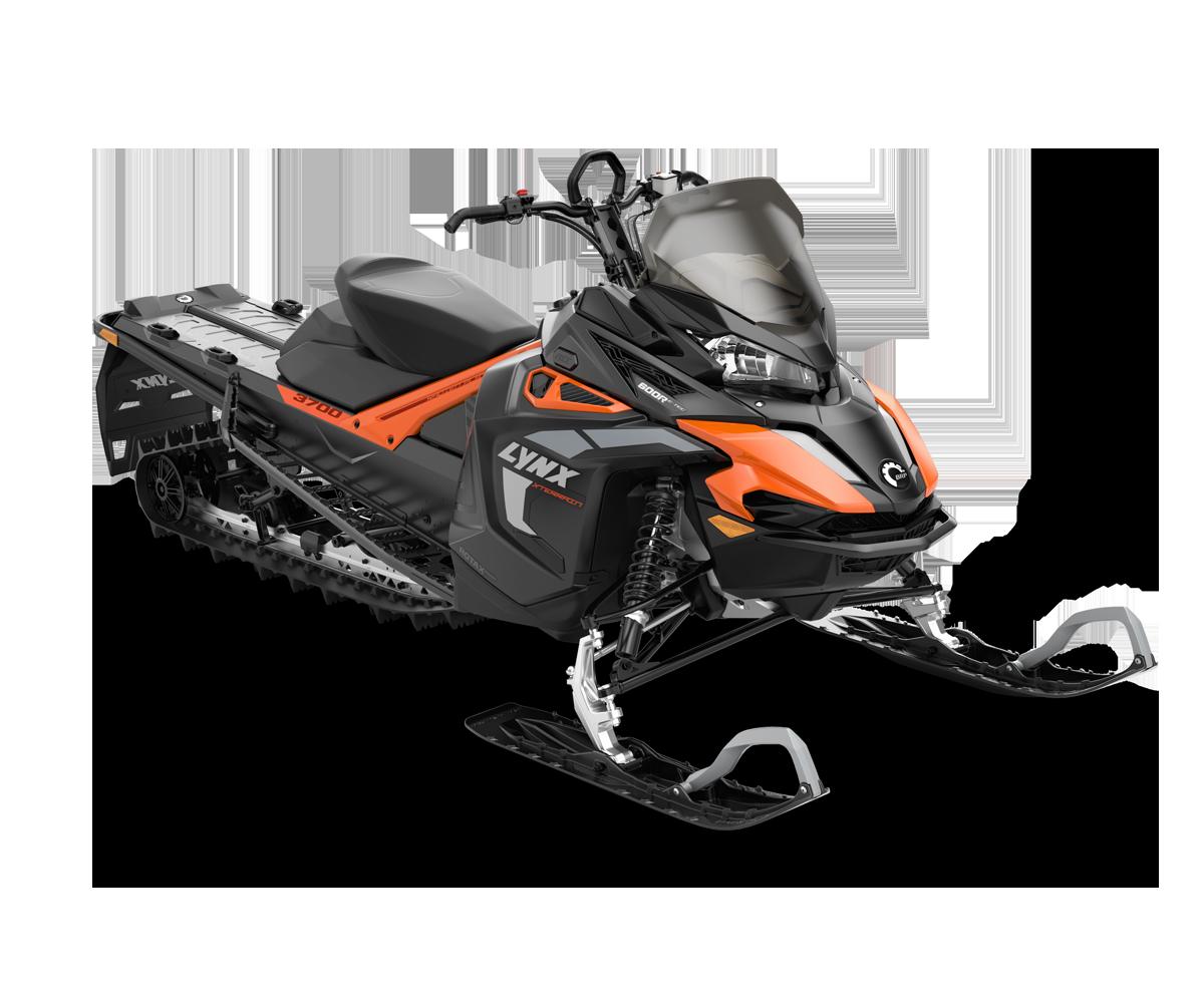 XTerrain STD 3700 600R E-TEC 2022