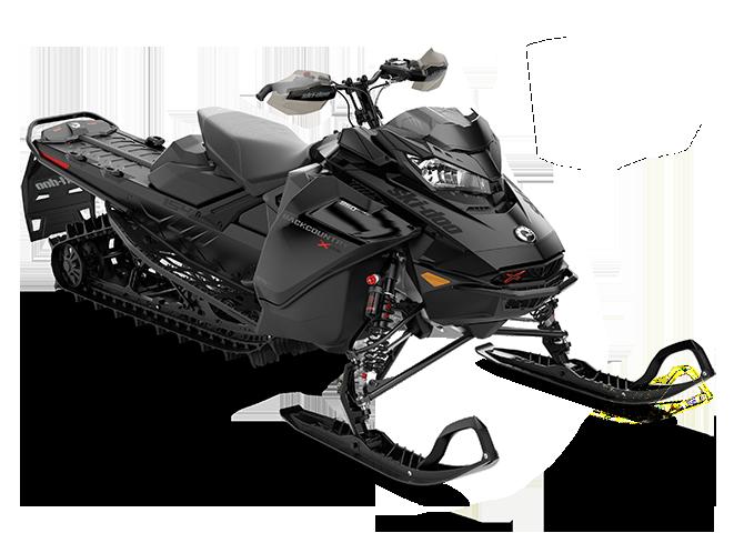 BACKCOUNTRY XRS 154 850 E-TEC 2022