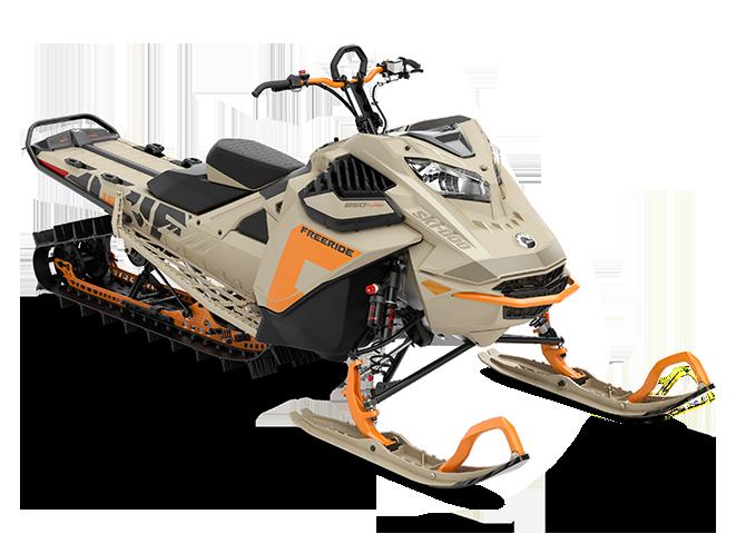 FREERIDE STD 154 850 E-TEC Turbo SHOT 2022