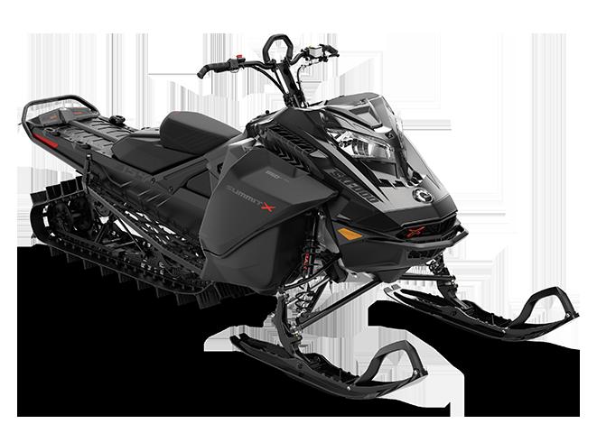 SUMMIT X 154 850 E-TEC SHOT 2022