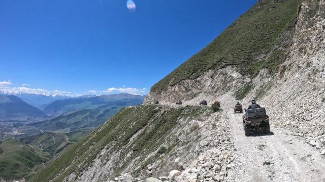 Анонс клубной поездки с 23 по 29 мая 2021 года на квадроциклах и багги по горной Чечне и Дагестану!