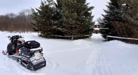 ОТЧЕТ по мероприятию «Путешествие по Старицкому району на снегоходах»