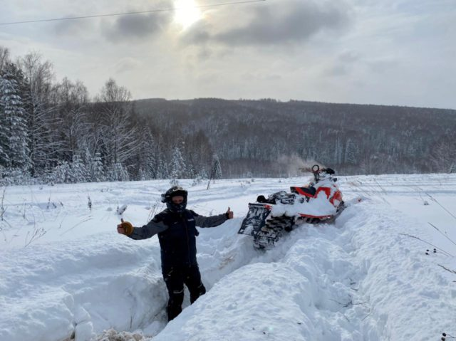 Отчет о выезде в Советск с 5 по 7 февраля 2021