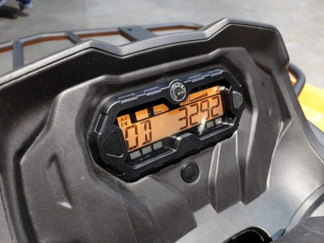 КВАДРОЦИКЛ OUTLANDER MAX 570 DPS ОТ BRP С ПРОБЕГОМ