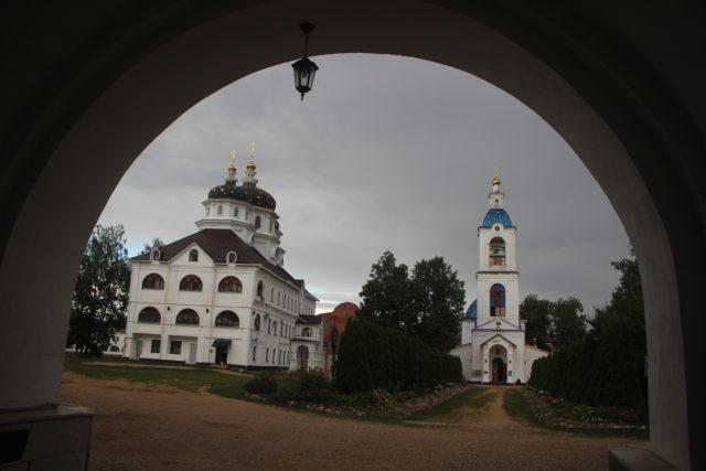 Анонс / 07 августа 2021/ Музей паровозов и Николо-Сольбинский монастырь