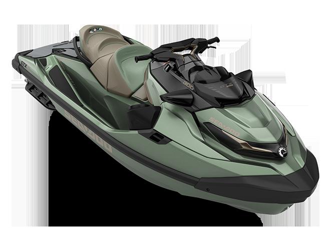 GTX Limited 300 — Metallic Sage (Premium)