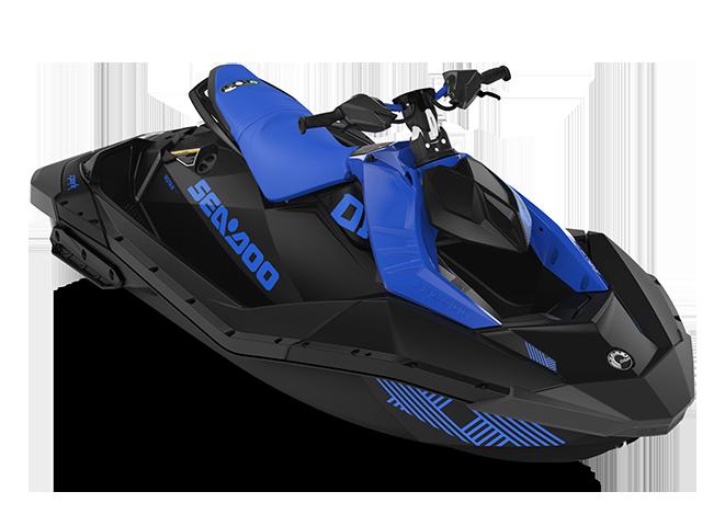 SPARK 2UP 90 Trixx IBR — Dazzling Blue