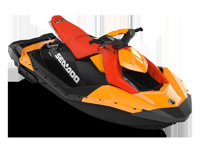 SPARK 3UP 90 — Mango Orange