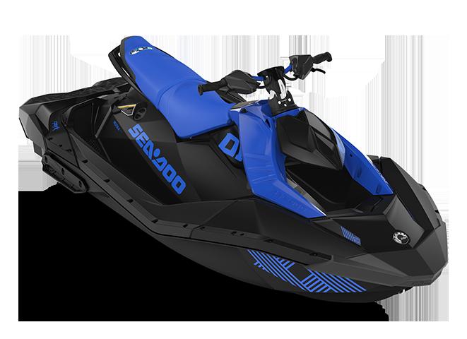 SPARK 3UP 90 Trixx IBR — Dazzling Blue