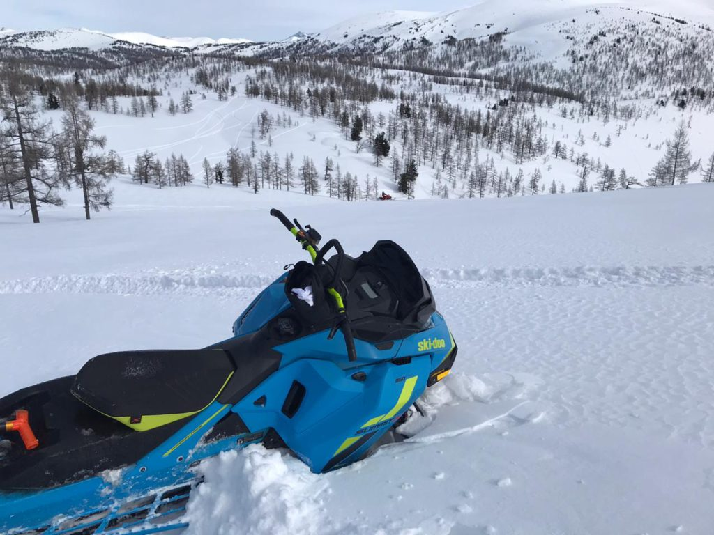Анонс клубной поездки на горных снегоходах в Риддере (Казахстан) с 3 по 9 января 2022г.